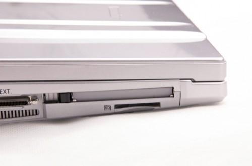 TOUGHBOOK CF-T8 мобильный ноутбук с сенсорным экраном