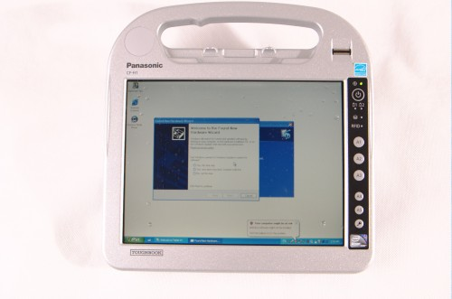 Сенсорный экран CF-H1 Field