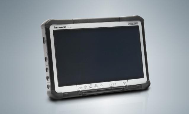 Защищенный планшет Panasonic CF-D1
